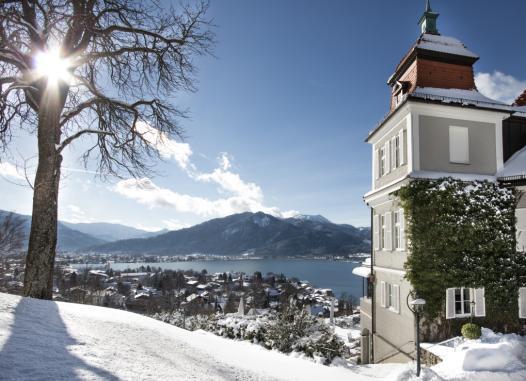 DAS TEGERNSEE überzeugt mit Winter-Wellness und Platz für Zweisamkeit | STROMBERGER PR